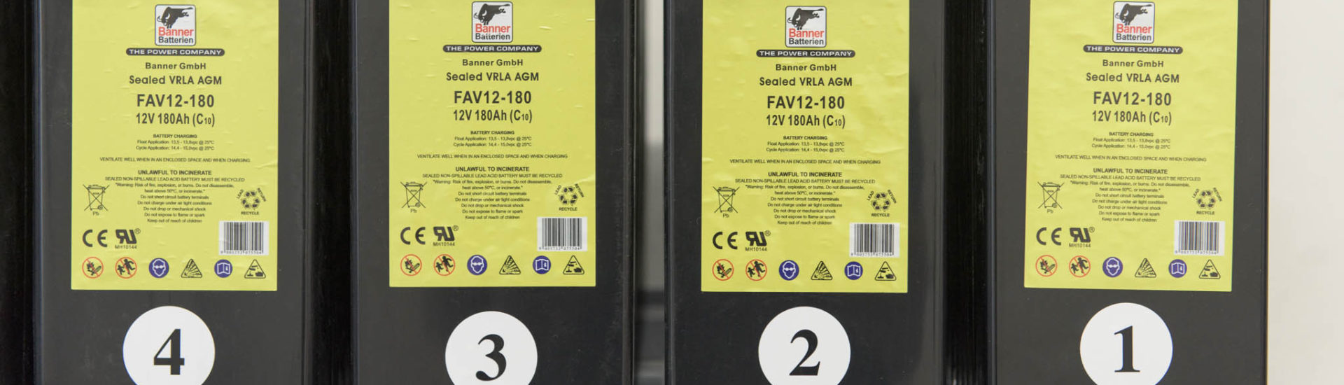 SB2F Système de batterie