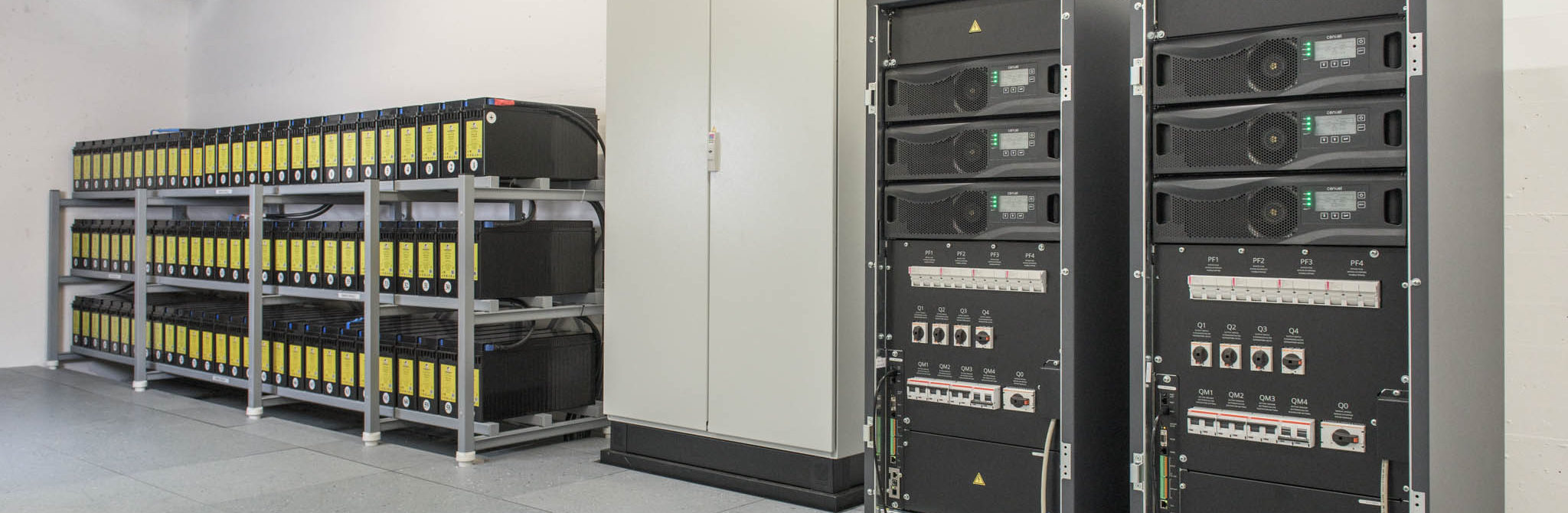 SB1F Système UPS